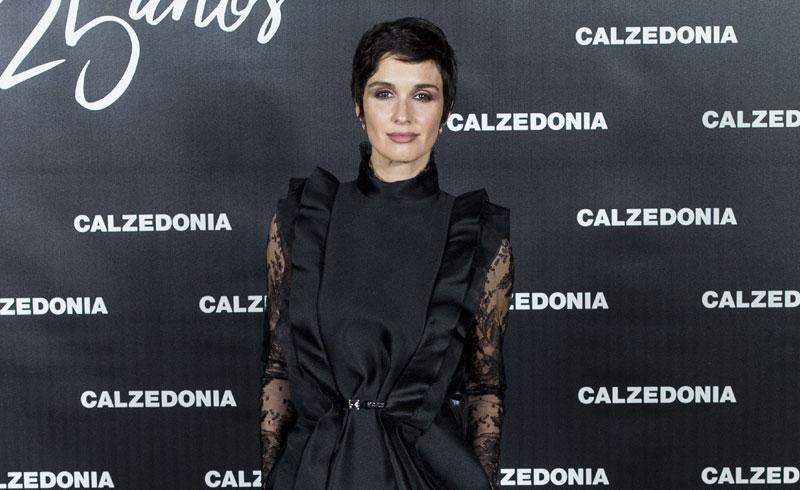 Paz Vega, Toni Garrn y el triunfo del 'Little black dress' en la fiesta aniversario de Calzedonia