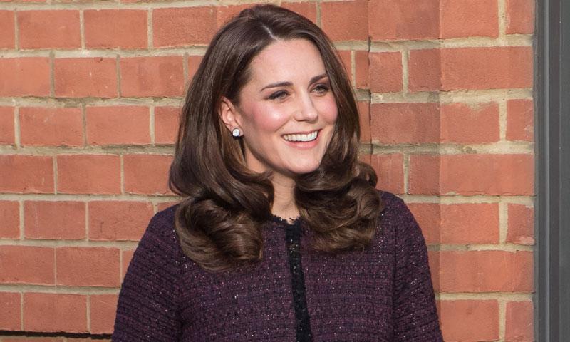 El curioso caso del abrigo premamá de la Duquesa de Cambridge