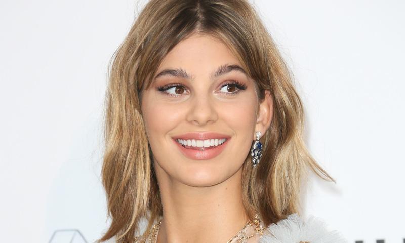 La modelo Camila Morrone, ¿la nueva conquista de Leonardo DiCaprio?