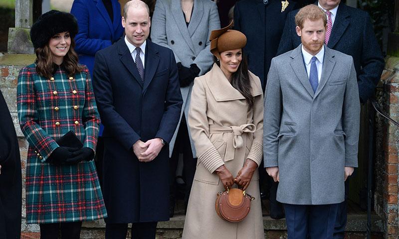 Duelo de estilo entre Meghan Markle y la Duquesa de Cambridge