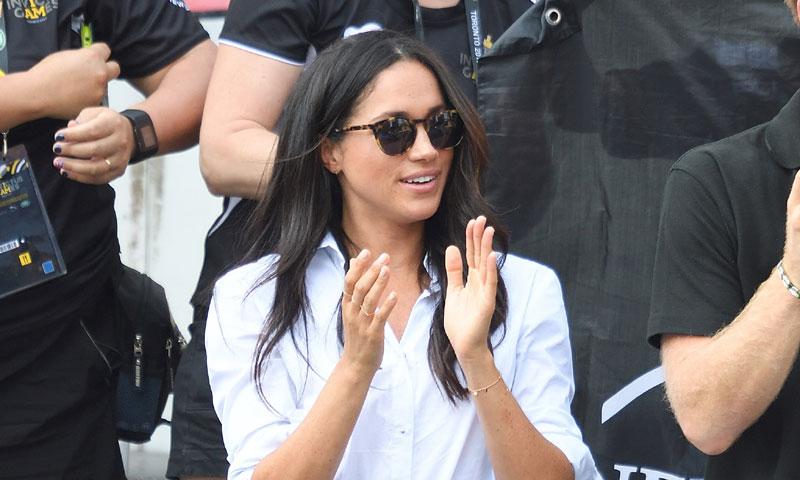 Un nuevo hito del 'efecto Meghan': sus gafas de sol han disparado las ventas
