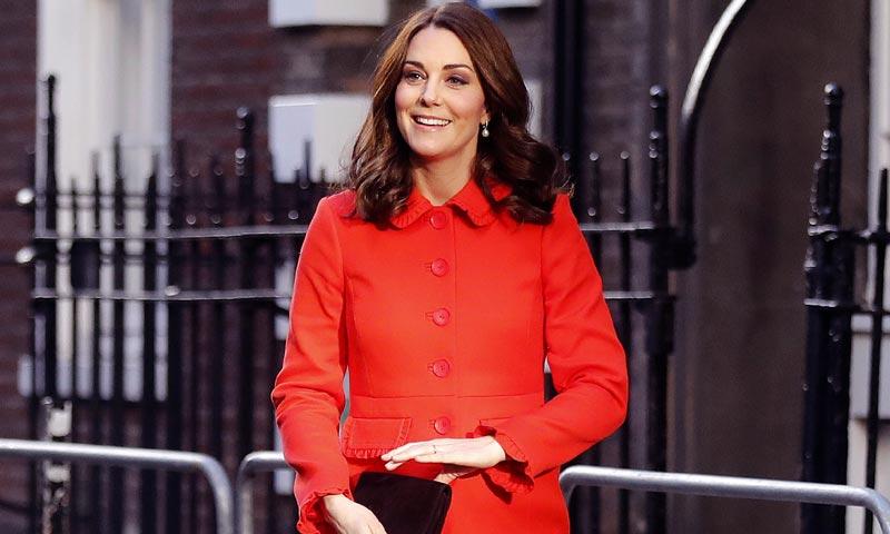 ¿Por qué la Duquesa de Cambridge se ha quitado su anillo de compromiso?