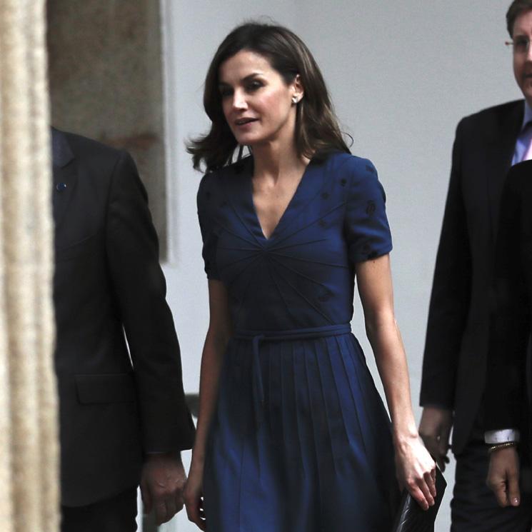 Historia completa o vestido azul