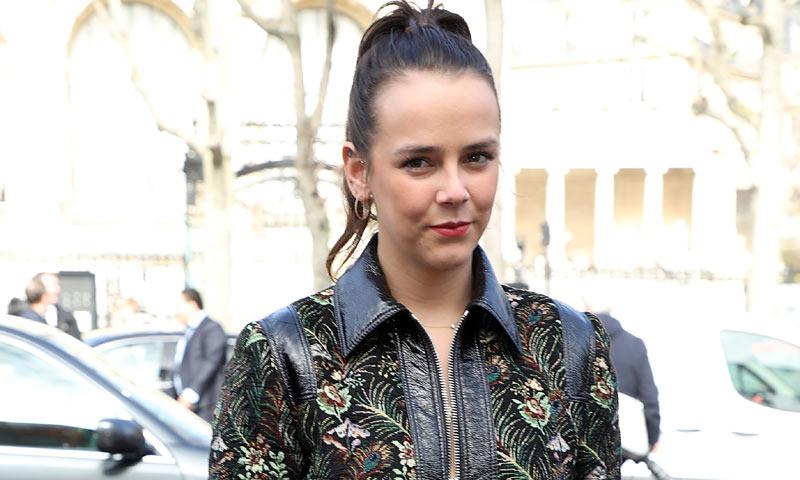 La fórmula de Paulina Ducruet para renovar un look clásico de invitada