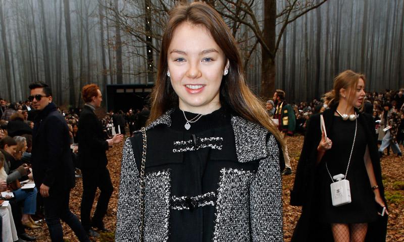 ¿Son las princesas monegascas las nuevas influyentes del 'front row' de Chanel?