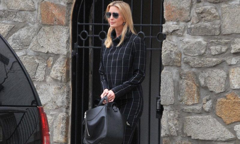 Las últimas adquisiciones de Ivanka Trump: un bolso y un vestido por más de 8.500 €