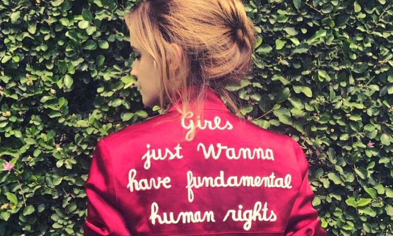 Moda y feminismo, cuando una imagen vale más que mil palabras