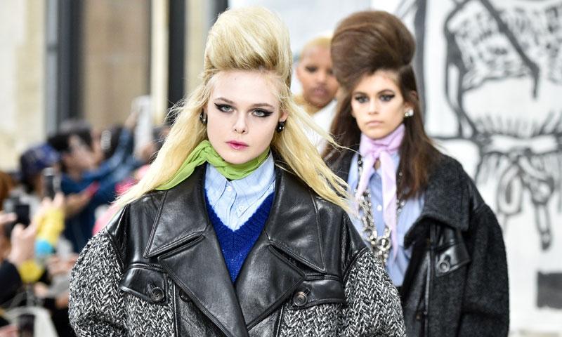 5 razones por las que Elle Fanning podría ser la nueva Kate Moss