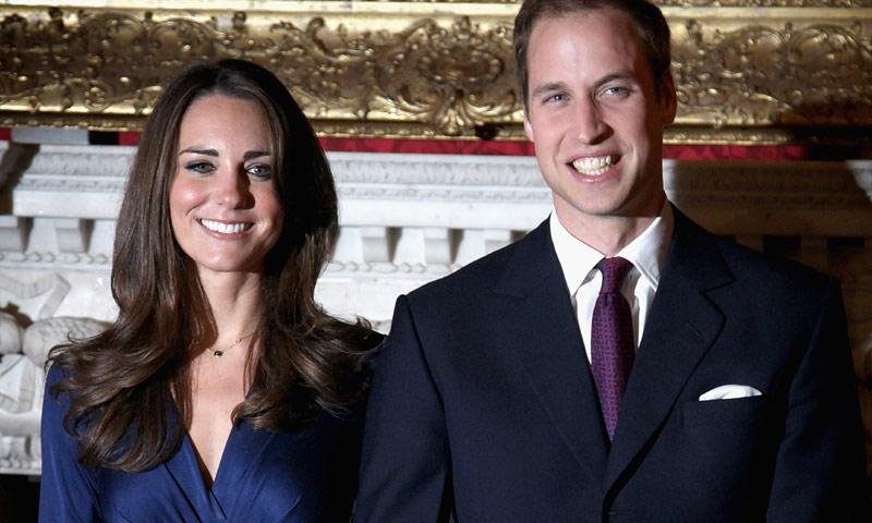 El vestido de compromiso de la Duquesa de Cambridge puede ser tuyo por menos de 120 euros