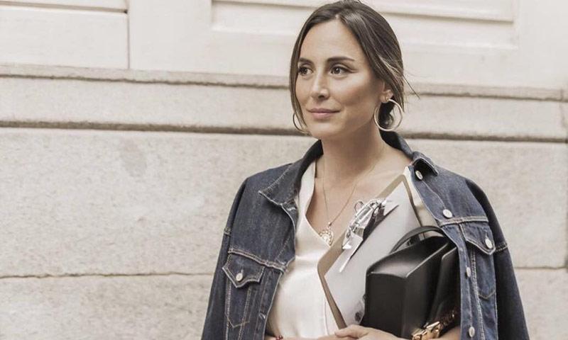 Con este truco de las modelos Tamara Falcó rejuvenece su estilo en segundos