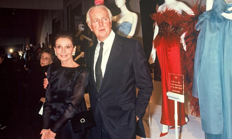 Fallece el diseñador Hubert de Givenchy a los 91 años