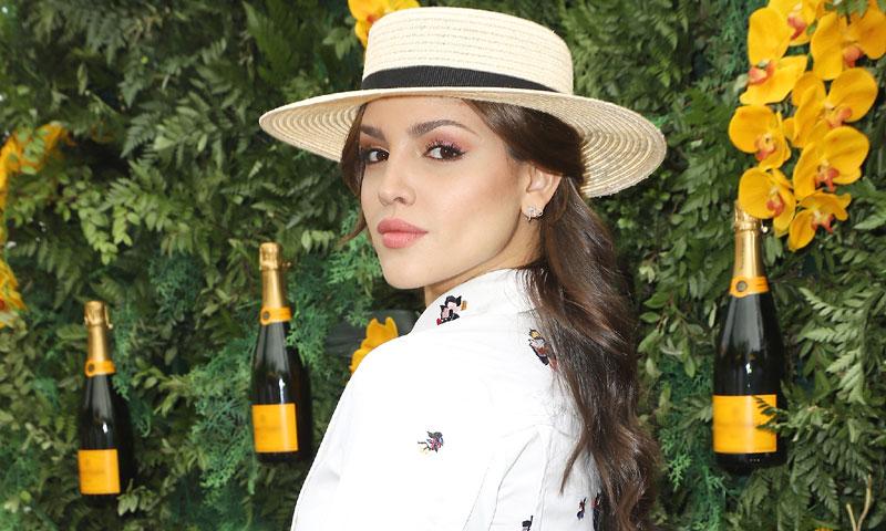 Eiza González, la mexicana que bate récords con sus looks de invitada
