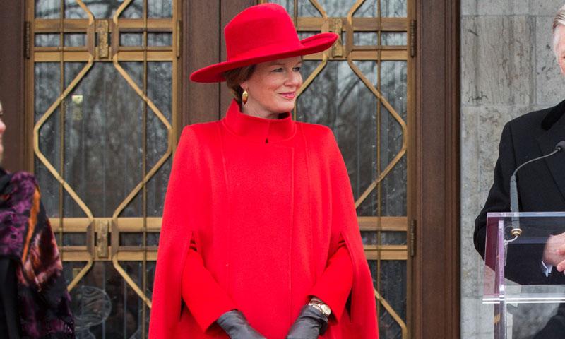La reina Matilde, Mette-Marit y sus guiños a las 'influencers' de moda