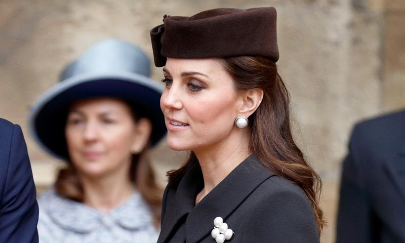 La Duquesa de Cambridge y su estilo premamá en la recta final de su embarazo