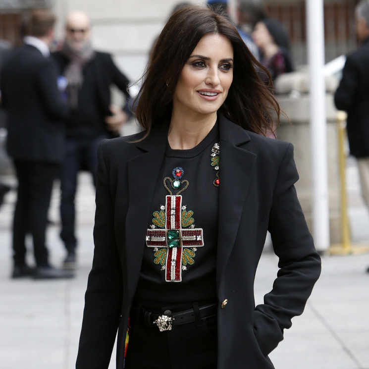 Penélope Cruz y el look de la reconciliación con la moda italiana cfe7be06521d
