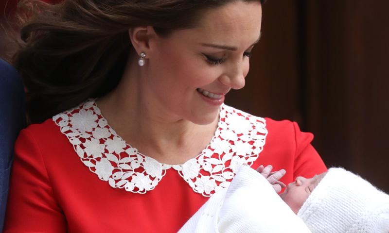 El vestido rojo de la Duquesa de Cambridge: un homenaje a Diana de Gales 33 años después