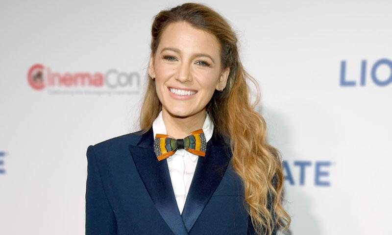 Blake Lively y un look viral con el que genera un intencionado y divertido debate en redes