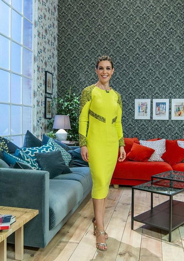 Visto en televisión: ¿quién llevó antes el último vestido ...