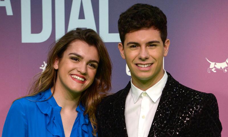 ¿Qué diseñadores españoles vestirán a Amaia y Alfred en la final de Eurovisión?