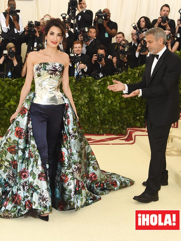 Vestidos mujer george clooney