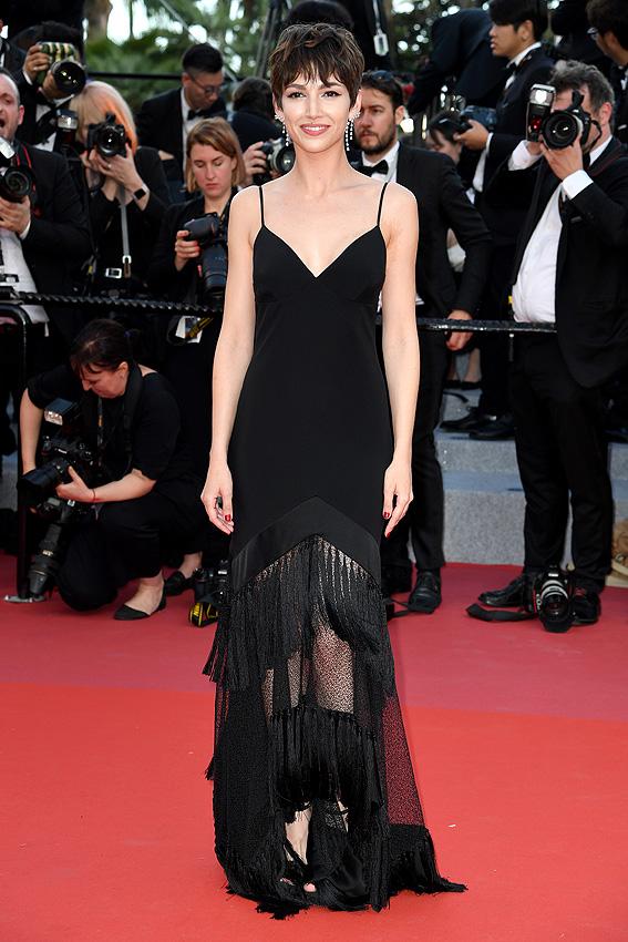 Cannes 2018 los primeros looks en conquistar la alfombra for Alfombras belgas originales