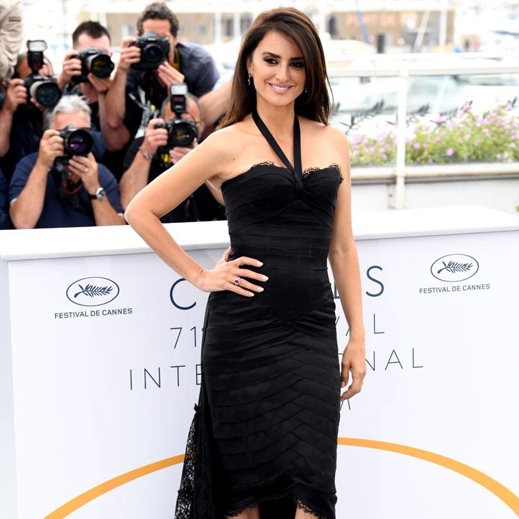 Looks Cannes 2018Penélope El Festival De Y En Despliegue Cruz Su l3c1FJTK