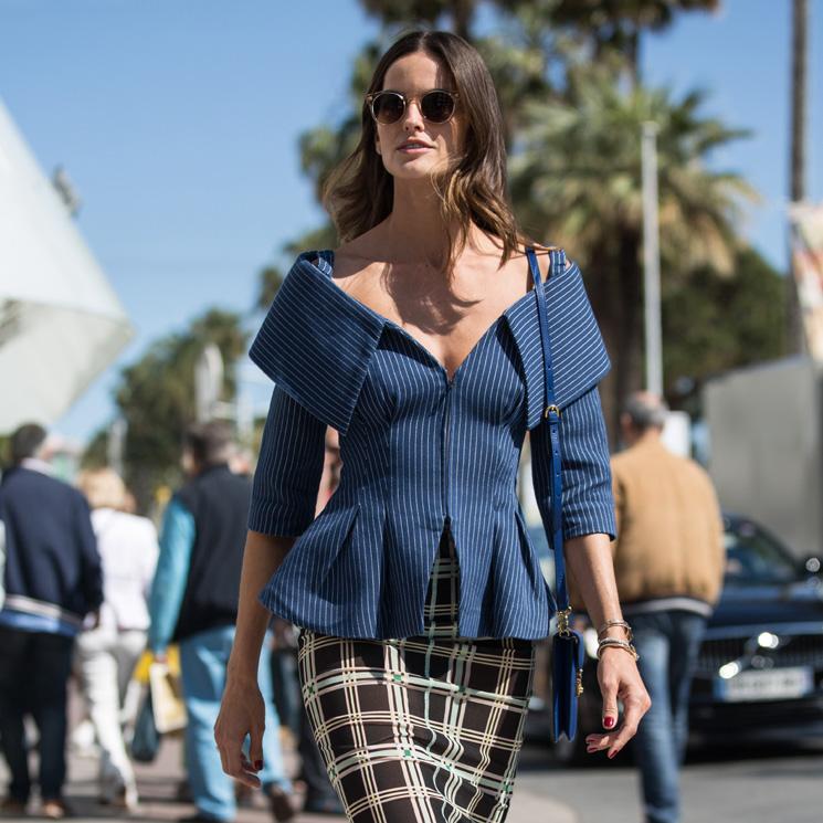 7c44cb3fe Cannes de día  las mejores ideas de  street style  vistas en la Croisette