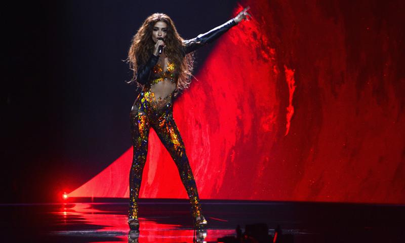 Lo que no sabías de Eleni Foureira, la Beyoncé del Mediterráneo que triunfó en Eurovisión