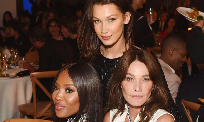 Naomi Campbell o cuando la moda se convierte en la mejor de las reivindicaciones