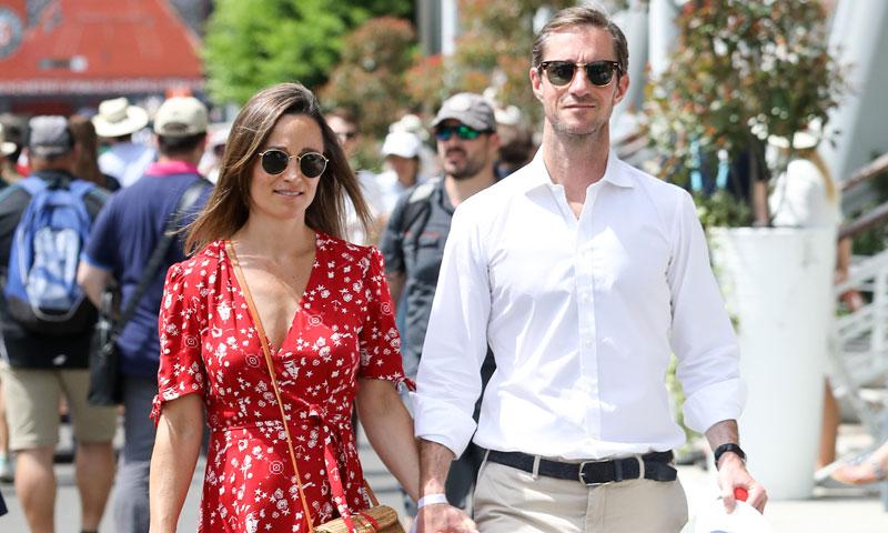 Pippa Middleton confía en el calzado español para su cita con el deporte