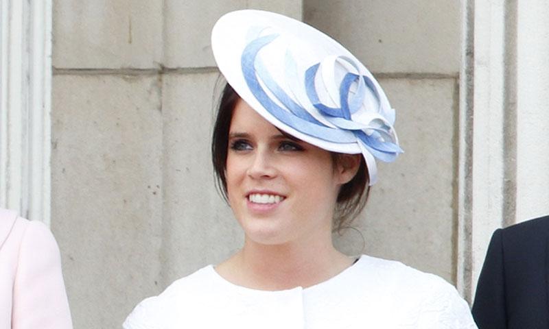 Del modelo 'love' a las pamelas de Ascot, la colección de sombreros de Eugenia de York