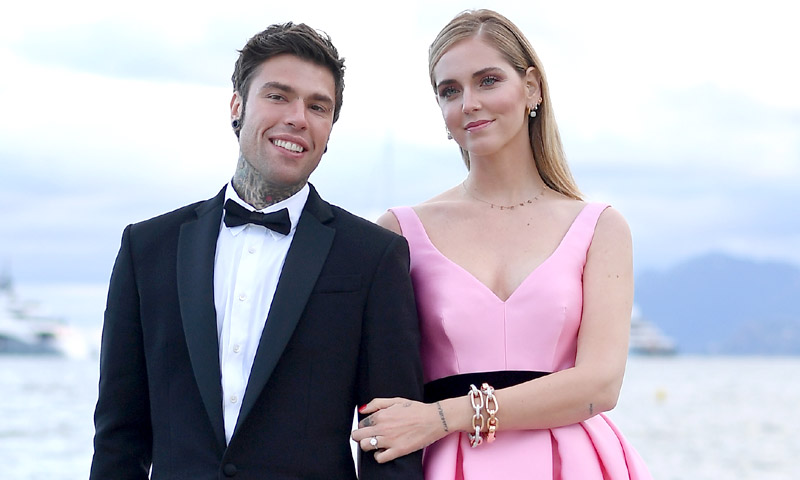 Chiara Ferragni lleva al extremo el 'twinning' con su novio