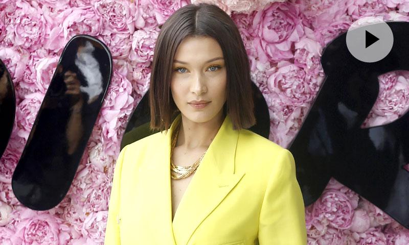Exclusiva en HOLA.com: Bella Hadid y Kate Moss nos anticipan las tendencias parisinas