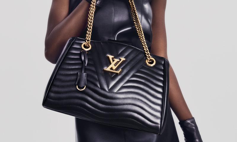 3a9ab7c35 Louis Vuitton presenta su nuevo bolso 'New Wave'
