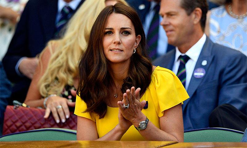El vestido que demuestra por qué la Duquesa de Cambridge no copia a Meghan Markle
