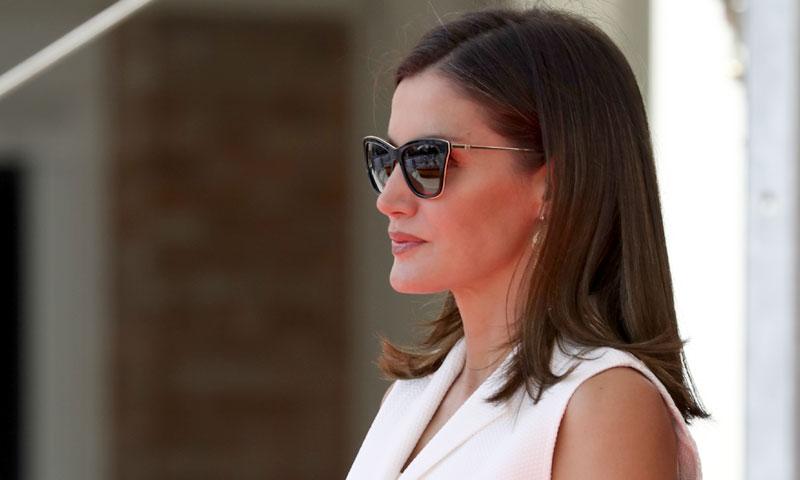 Los reveladores estrenos de la Reina para su cita militar