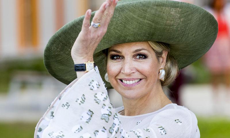 Máxima de Holanda, Matilde de Bélgica y el curioso caso del vestido belga