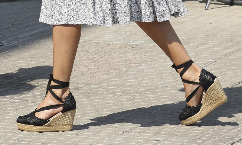 Al detalle, la colección de calzado cómodo de la Reina