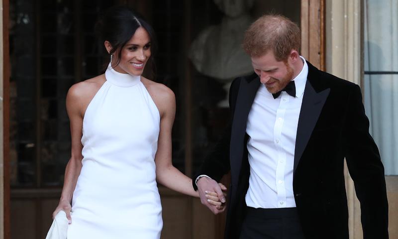 La poderosa razón por la que Meghan Markle vistió de Stella McCartney en su boda