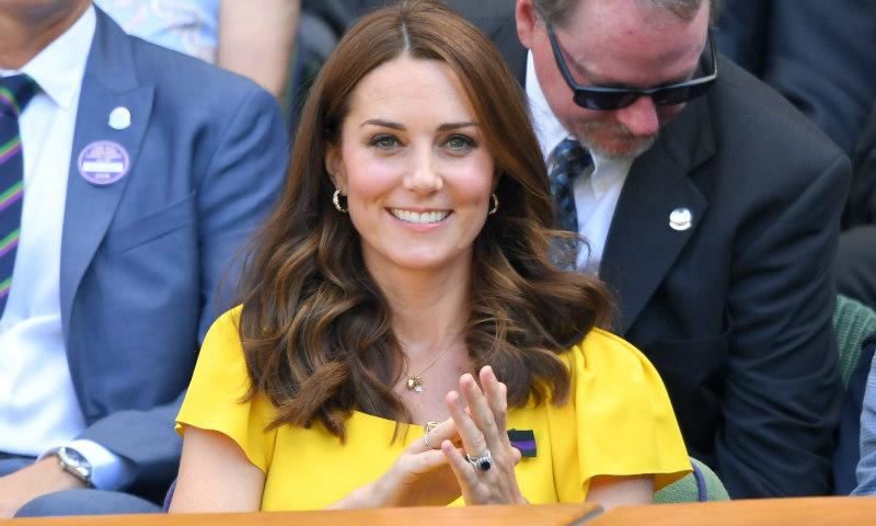 Desvelado el truco de la duquesa de Cambridge para caminar bien con tacones