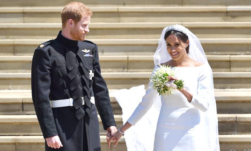 Lo que debes saber sobre la exposición de la boda de Meghan y Harry