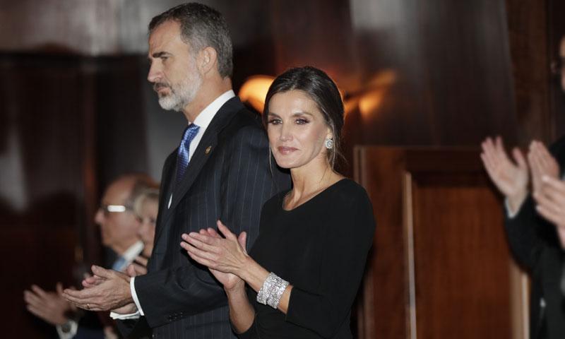 Un look sin precedentes para Doña Letizia