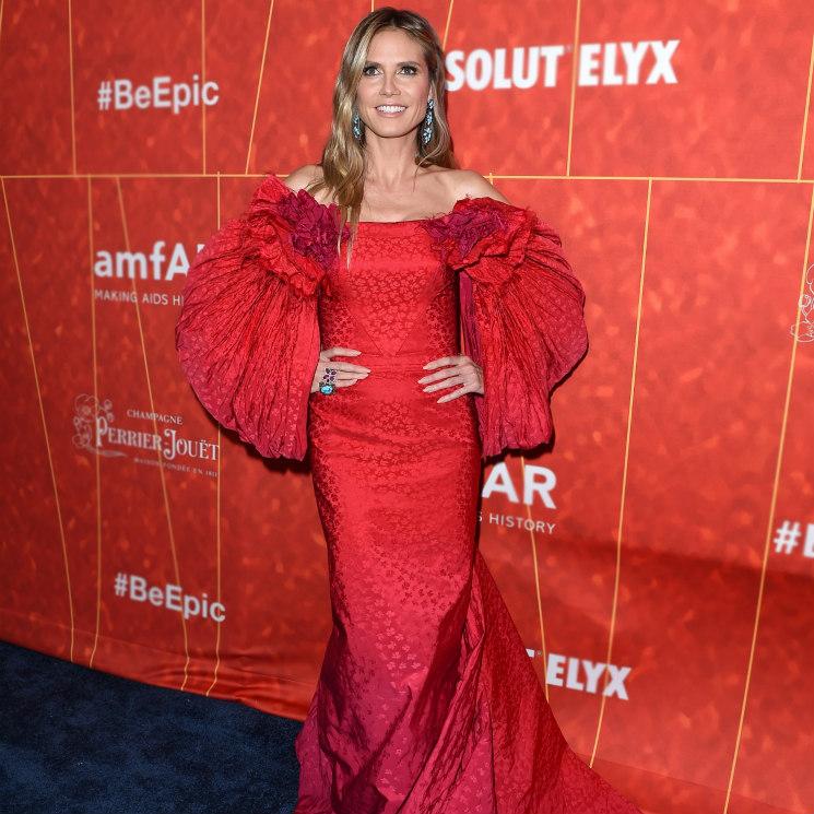 7364694e4 Gala amfAR en Los Ángeles  la pasarela de los vestidos de fiesta más  impactantes