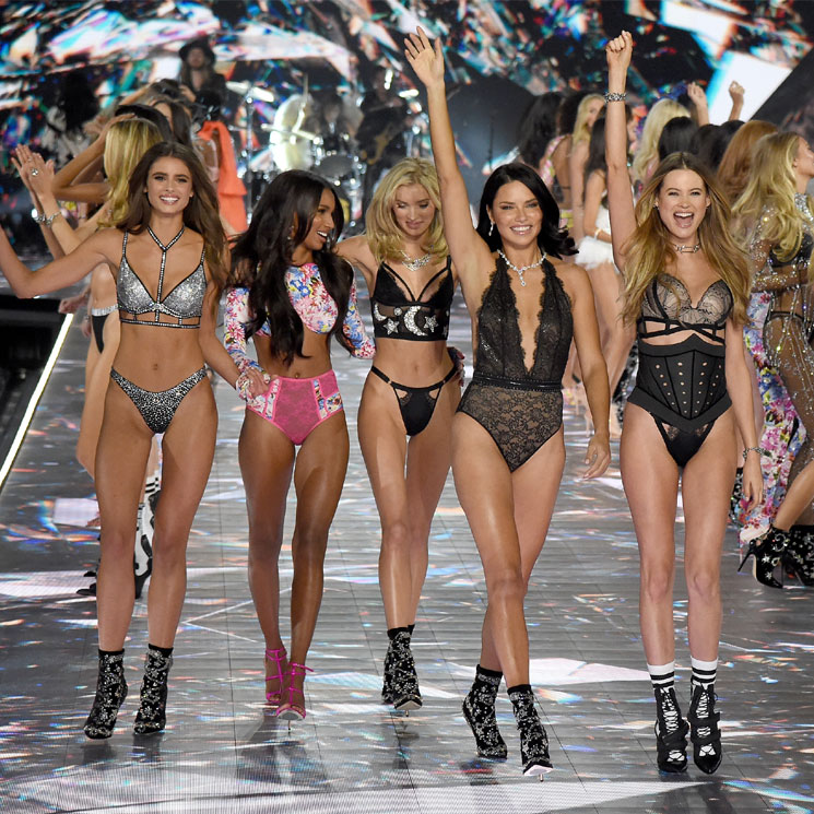 venta oficial diversos estilos rendimiento superior Victoria's Secret Fashion Show 2018: las imágenes más ...