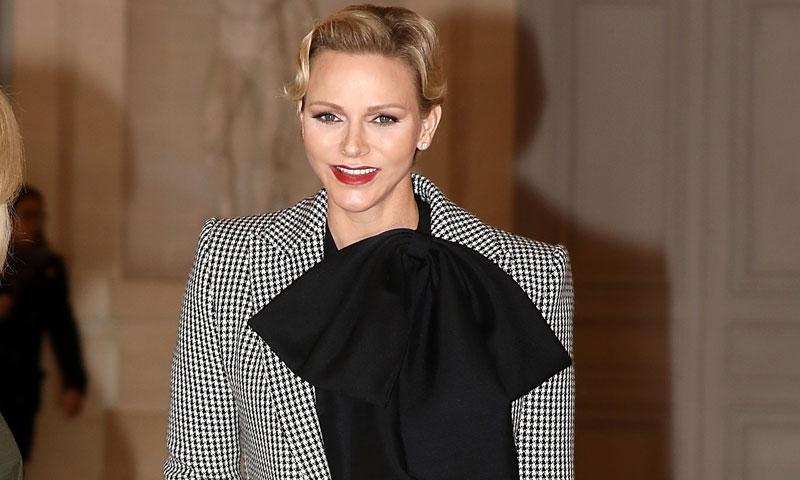 Charlene de Mónaco convierte en 'royal' la tendencia de las primeras damas