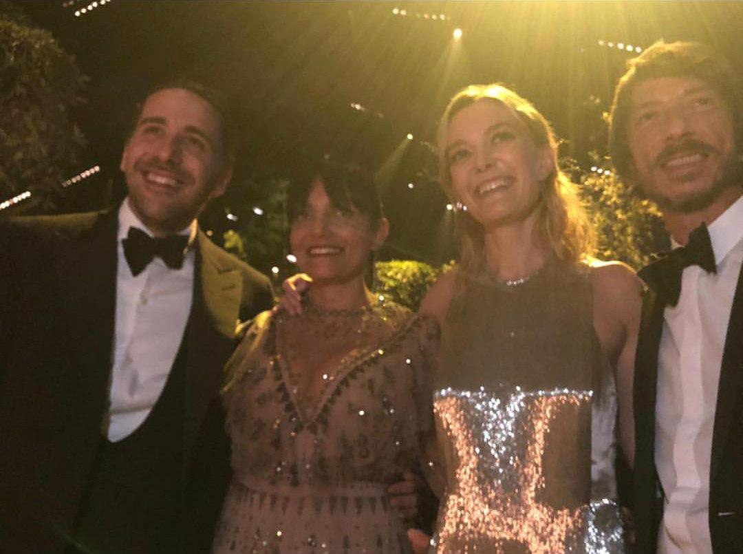 El tercer secreto de Marta Ortega: su 'look' de fiesta más glamuroso
