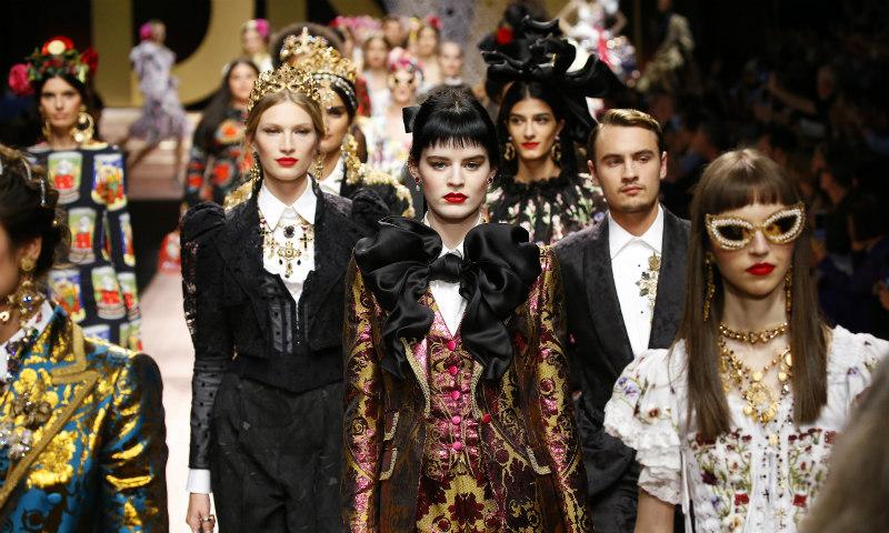 Polémica en las redes y 'hackers', Dolce & Gabbana cancela su primer desfile en China
