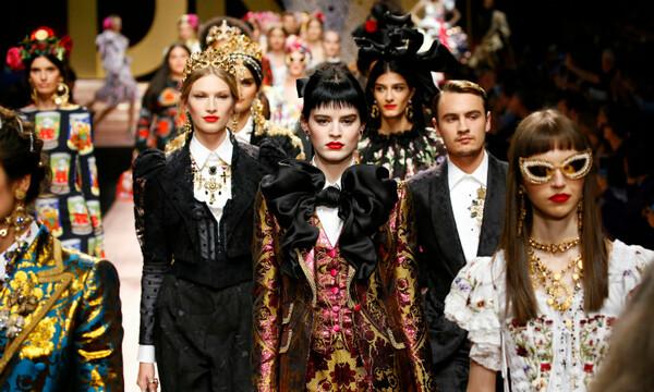 Dolce & Gabbana cancela su primer desfile en China por la polémica