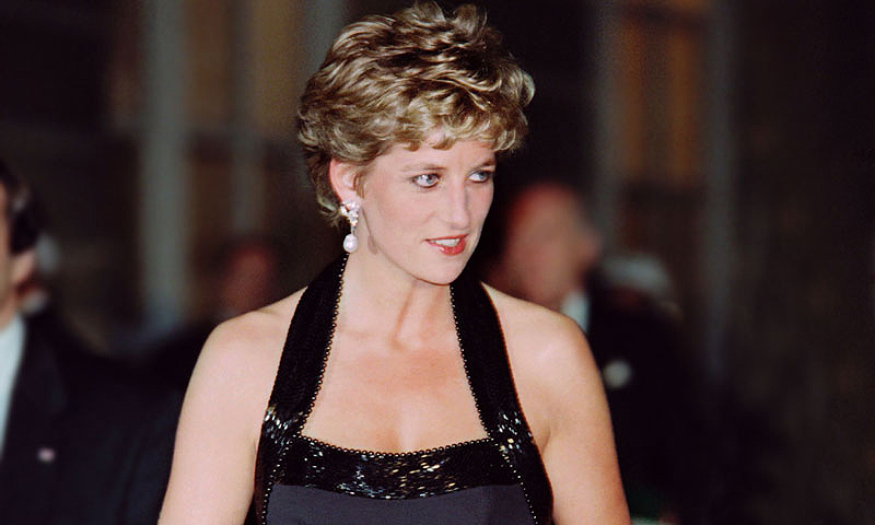 La invitada que recordó a Diana de Gales en el cumpleaños de Carlos de Inglaterra
