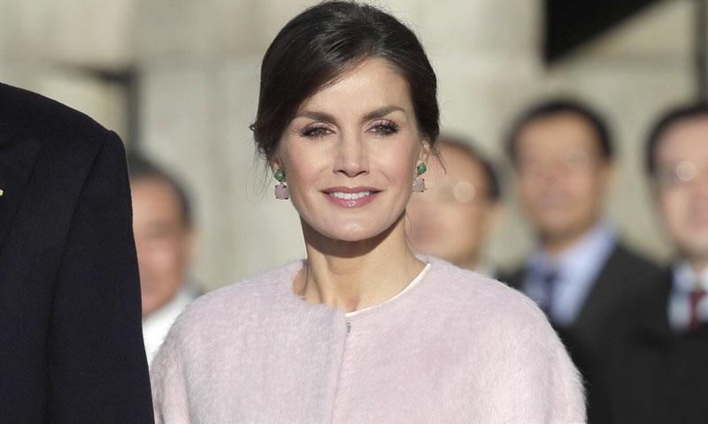 El último estreno de la Reina, una compra 'online' de 96 euros